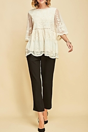 Entro The Cooper Top - Side cropped