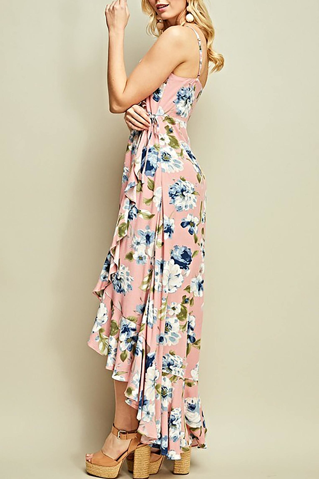 Entro The Corinne Maxi - Side Cropped Image