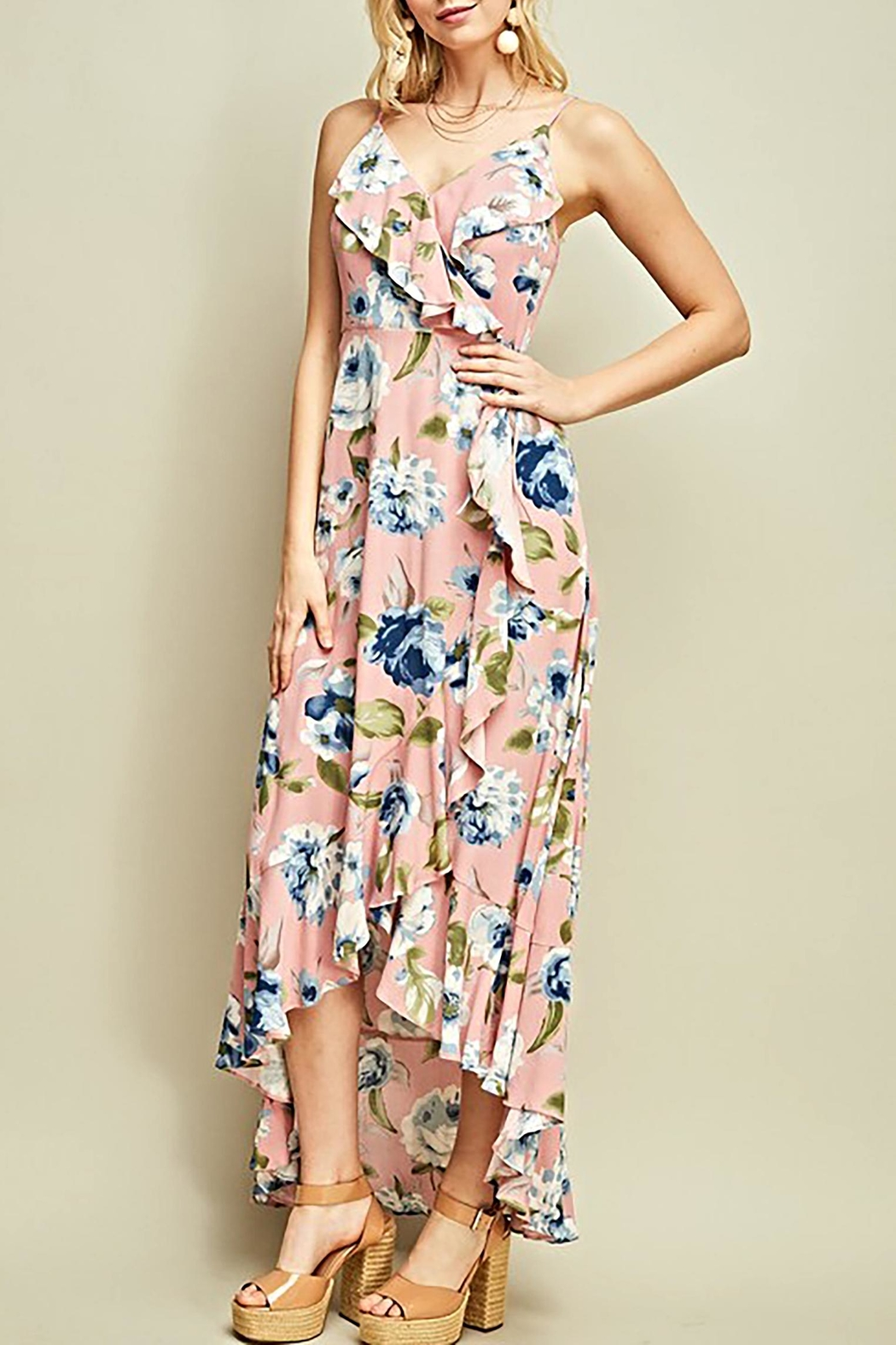Entro The Corinne Maxi - Front Full Image