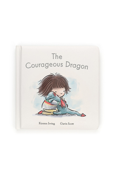 Jellycat THE COURAGEOUS DRAGON BOOK - Product List Image