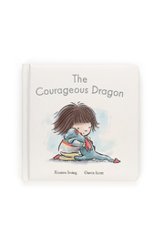 Jellycat THE COURAGEOUS DRAGON BOOK - Product Mini Image