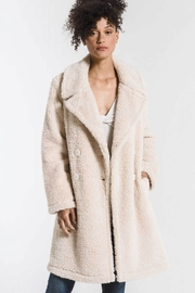 z supply The Cozy Sherpa Coat - Product Mini Image