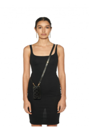 Goldno.8 The Crossbody Phone Case - Side cropped