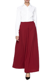 The Cue A Line Maxi Skirt - Front full body