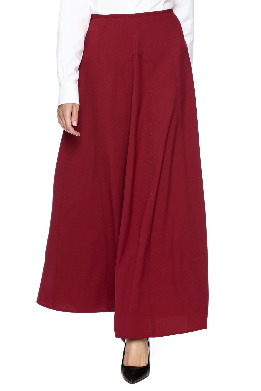 The Cue A Line Maxi Skirt - Main Image