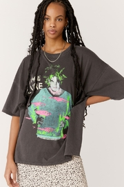 Daydreamer  The Cure Beach Party Tour One Size Tee - Product Mini Image