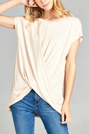 Nu Label The Daisy Top - Front cropped
