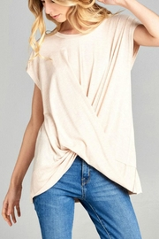 Nu Label The Daisy Top - Back cropped