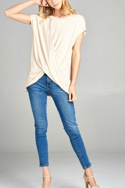 Nu Label The Daisy Top - Front full body