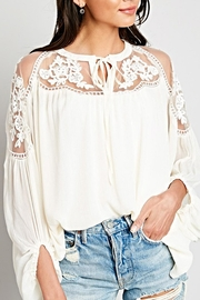 Hayden Los Angeles The Daisy Top - Product Mini Image