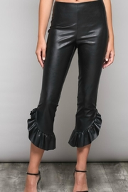 Do & Be The Danielle Pleather-Pants - Product Mini Image