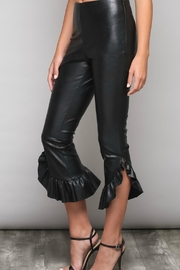 Do & Be The Danielle Pleather-Pants - Front full body