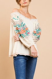 Umgee USA The Danielle Top - Front cropped