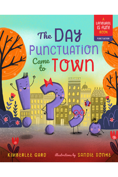 Familius The Day Punctuation Came To Town - Alternate List Image