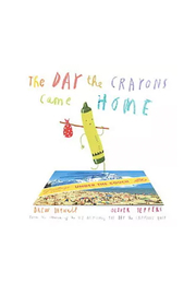 Penguin Books The Day The Crayons Came Home - Product Mini Image