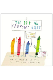 Penguin Books The Day The Crayons Quit - Product Mini Image
