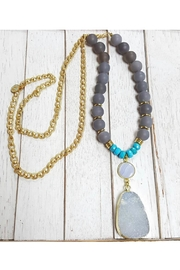 Fabulina Designs The Delilah Necklace - Product Mini Image