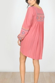 Monoreno The Denise Dress - Back cropped