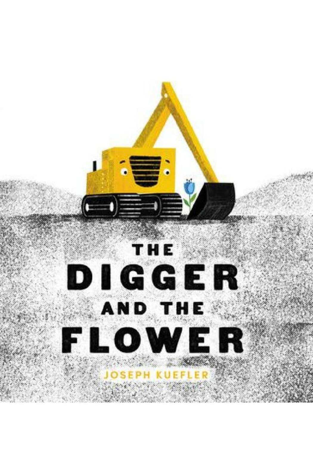 Harper Collins Publishers The Digger And-The-Flower - Main Image