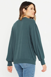 Project Social T The Distance Between Cozy V Neck - Other