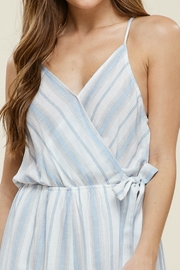 Staccato The Dock Romper - Back cropped