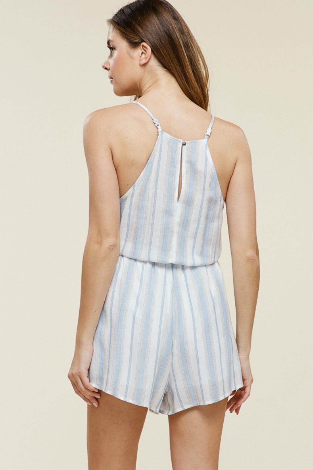 Staccato The Dock Romper - Side Cropped Image