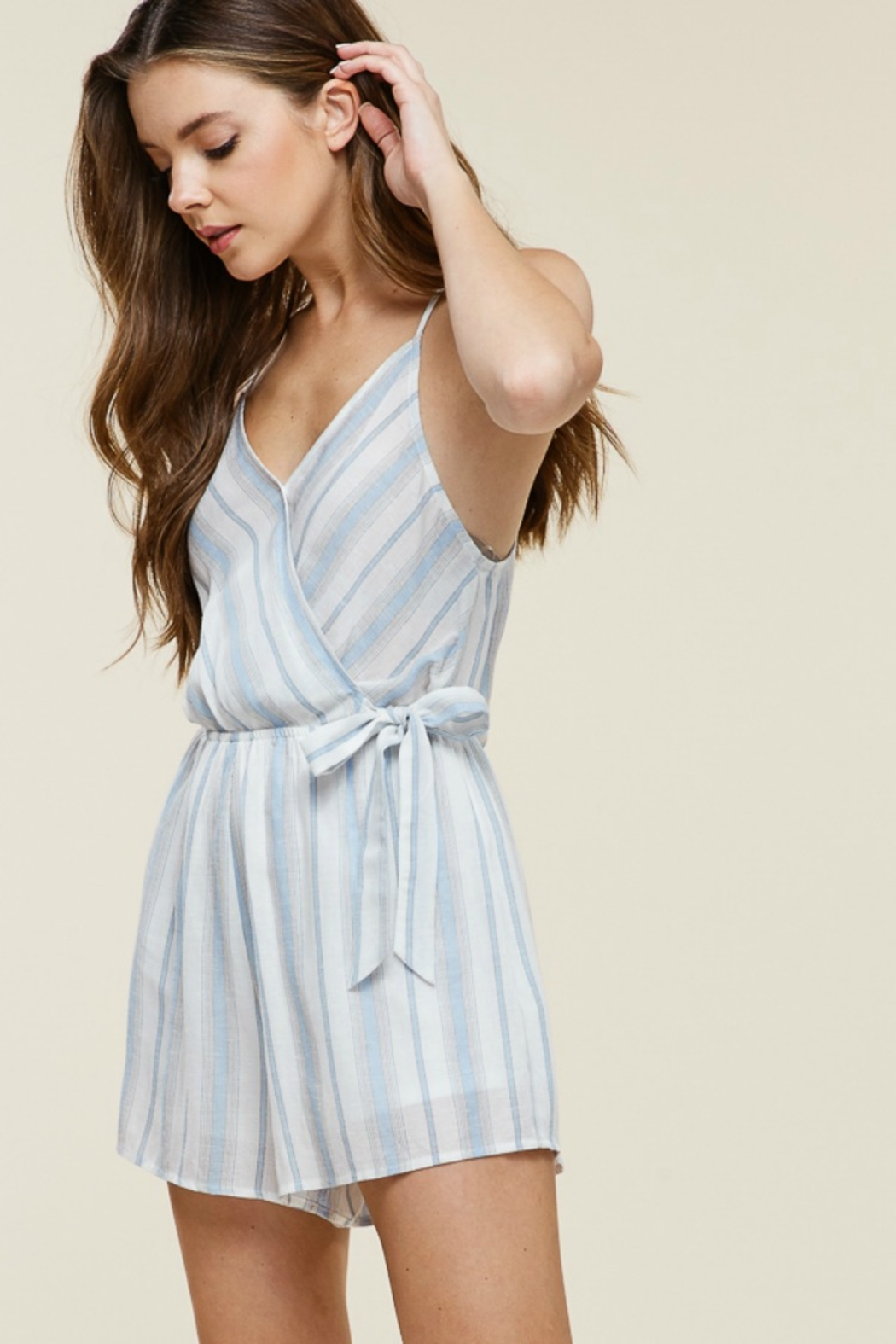 Staccato The Dock Romper - Front Full Image