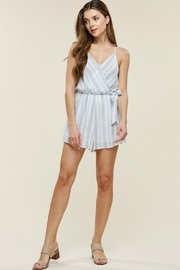 Staccato The Dock Romper - Front cropped