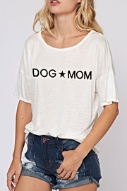 Fantastic Fawn The Dog*mom Tee - Front cropped