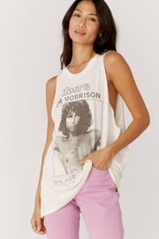 Daydreamer  The Doors American Poet Muscle Tank - Front cropped