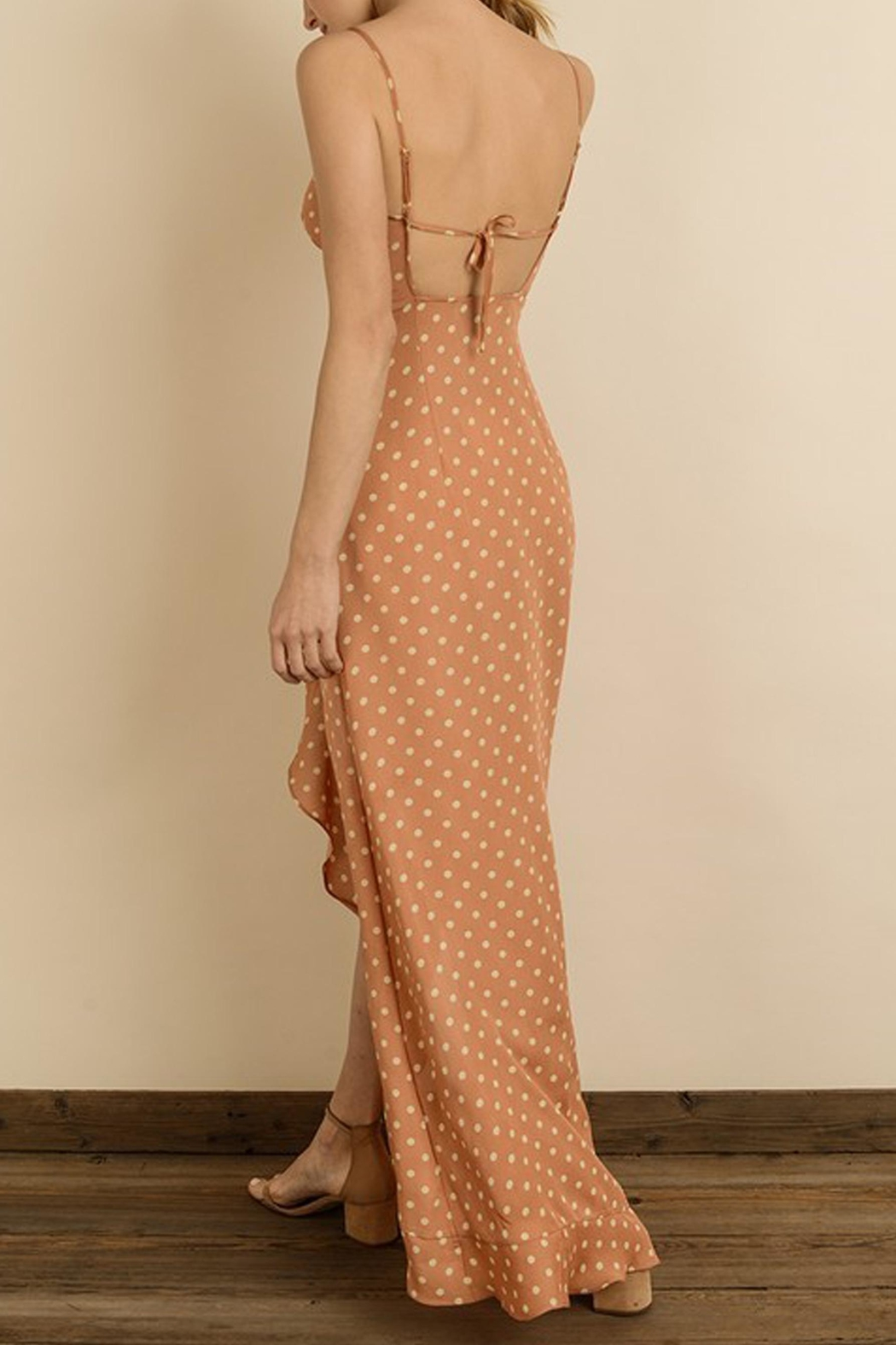 dress forum The Dottie Maxi - Side Cropped Image