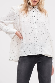Blu Pepper The Dottie Top - Product Mini Image