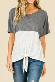 Hailey & Co The Ebba Top - Product Mini Image