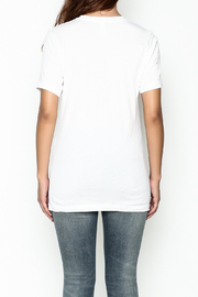 The Editor Mermaid Tee - Back cropped