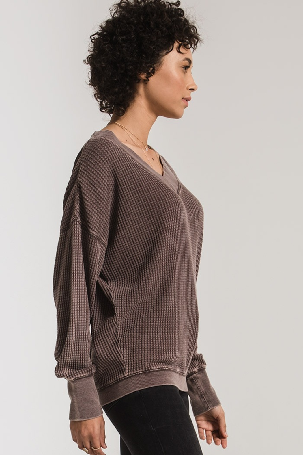 Zsupply The Emilia Top - Side Cropped Image