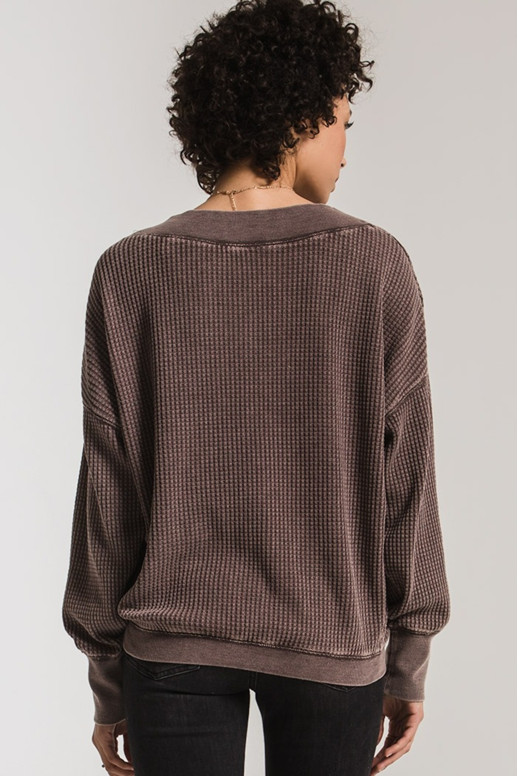 Zsupply The Emilia Top - Front Full Image