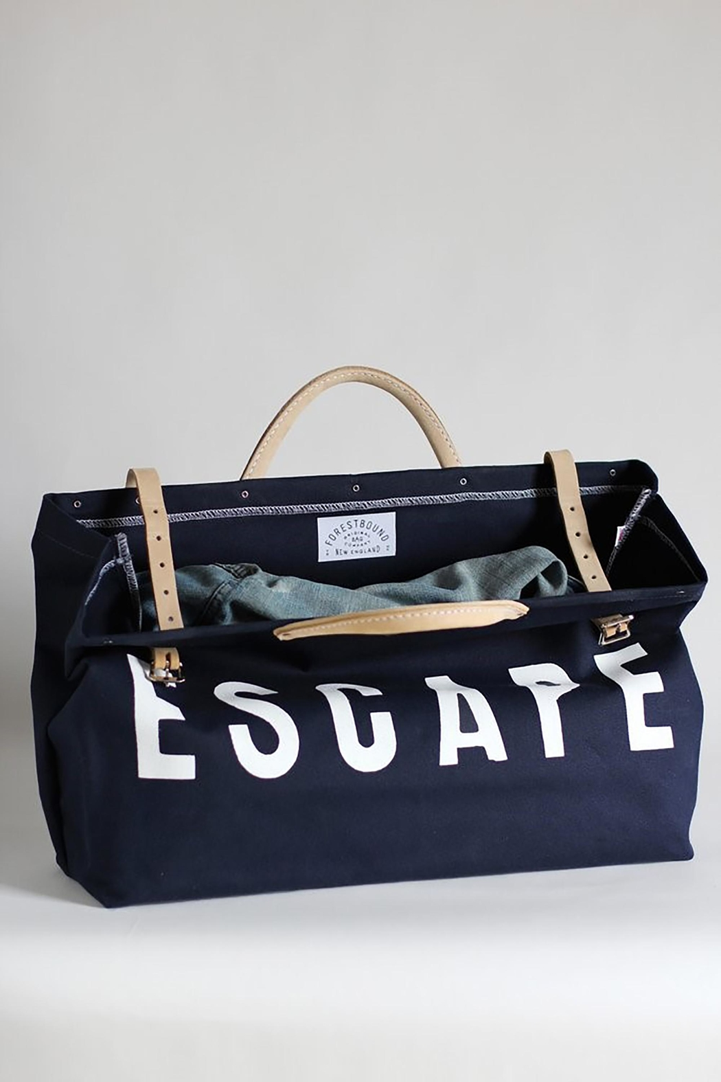 Forestbound The Escape Bag Front Full Image
