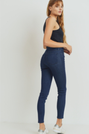 Just Black Denim The Essential High Rise Skinny Jeans - Product Mini Image