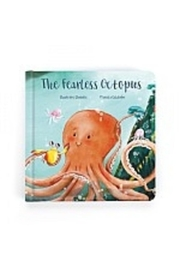 Jellycat The Fearless Octopus - Front cropped