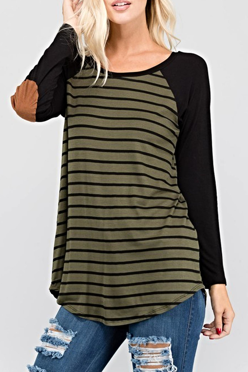 0 styleholic The Fifi Top - Front Cropped Image