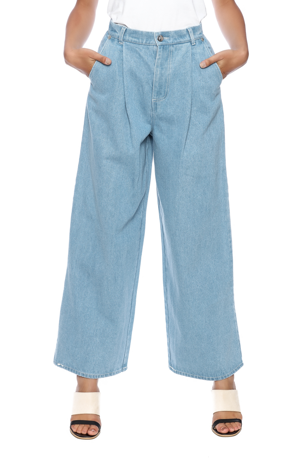 The Fifth Label First Light Pant   Front Cropped Image