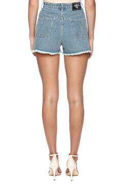 the fifth Washed Denim Stardust Shorts - Alternate List Image