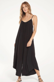 z supply The Flared Jumpsuit - Front cropped