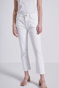 Shoptiques Product: The Fling Clean Straight Jeans