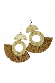 Fabulina Designs Frances Earrings - Product Mini Image
