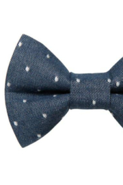 Sweet Pickles Designs The Frisky Business - Cat / Dog Bow Tie - Product Mini Image