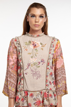 Aratta  The Gentle One Blouse - Product List Image