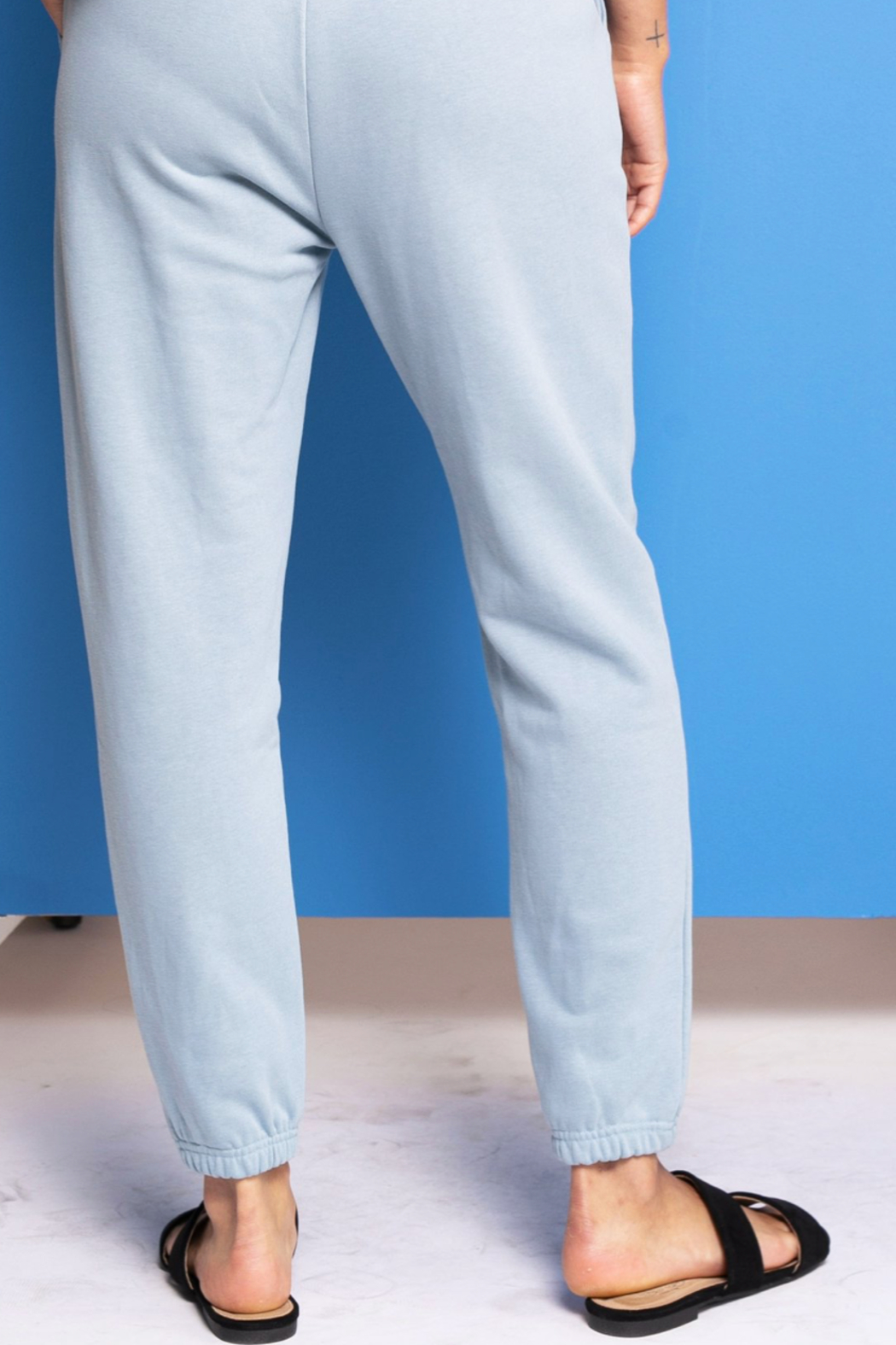 Pink Martini The Giordana Pants - Side Cropped Image