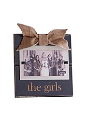 MUDPIE The Girls Frame - Product Mini Image