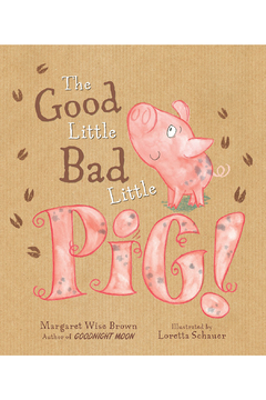 Shoptiques Product: The Good Little Bad Little Pig! Book
